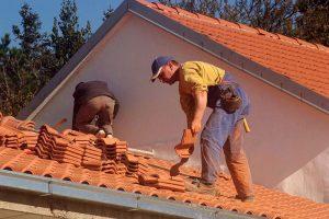 Concrete Tile Roofing Las Vegas NV Repair