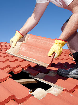 Conrete Tile Roofing Replacement Las Vegas NV