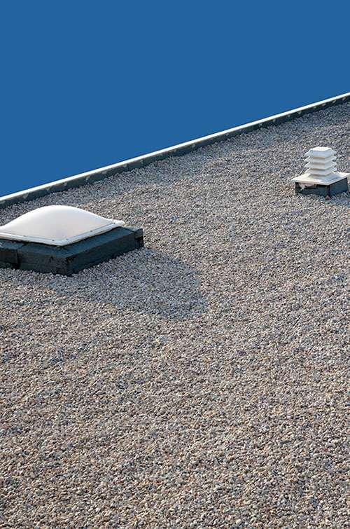 Elegant Flat Roof Repair Office In Las Vegas NV