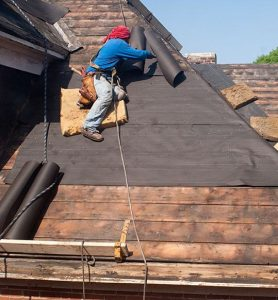 Roof Leak Repair Las Vegas NV Home