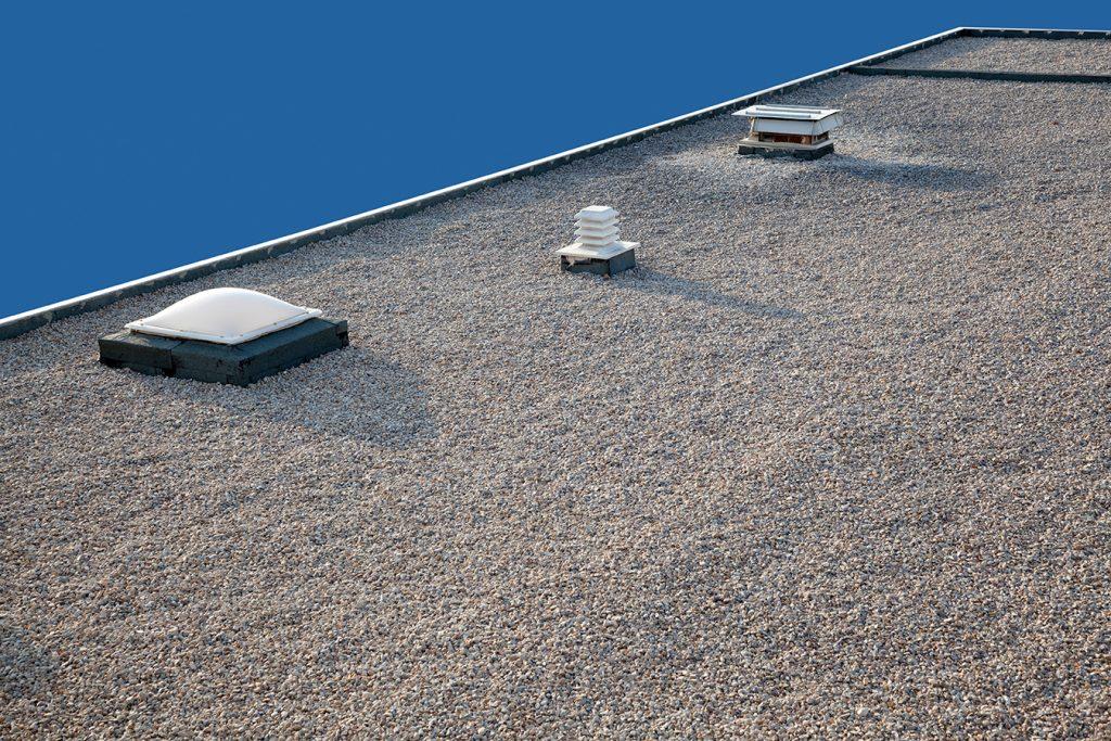 Flat Roof Repair Office In Las Vegas NV