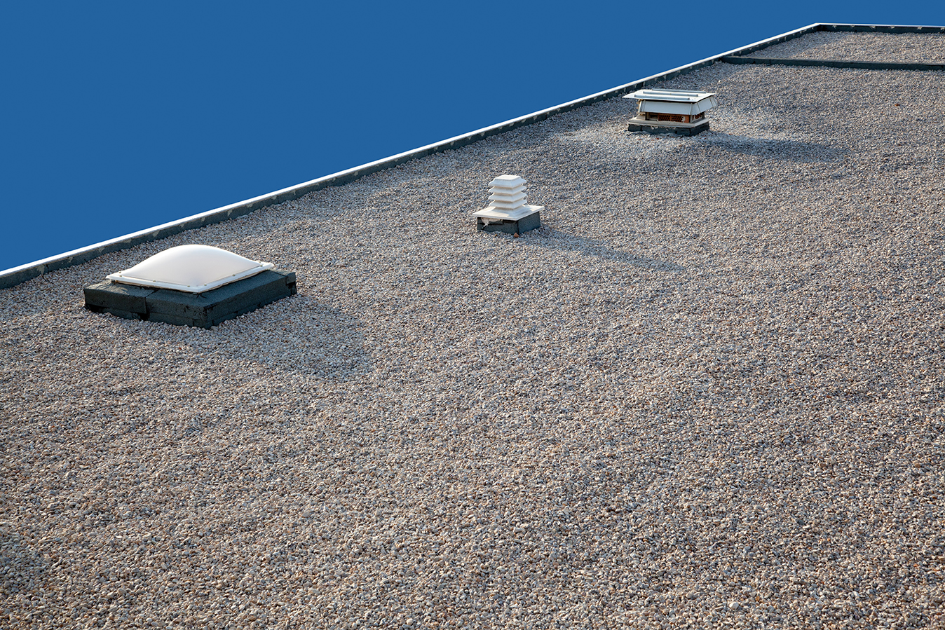 Flat Roof Repair Office In Las Vegas NV
