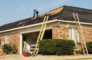 Roof Leak Repair Residential Home